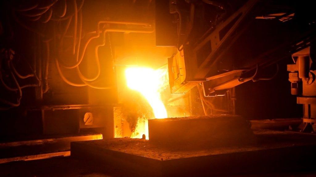 pembuatan besi baja